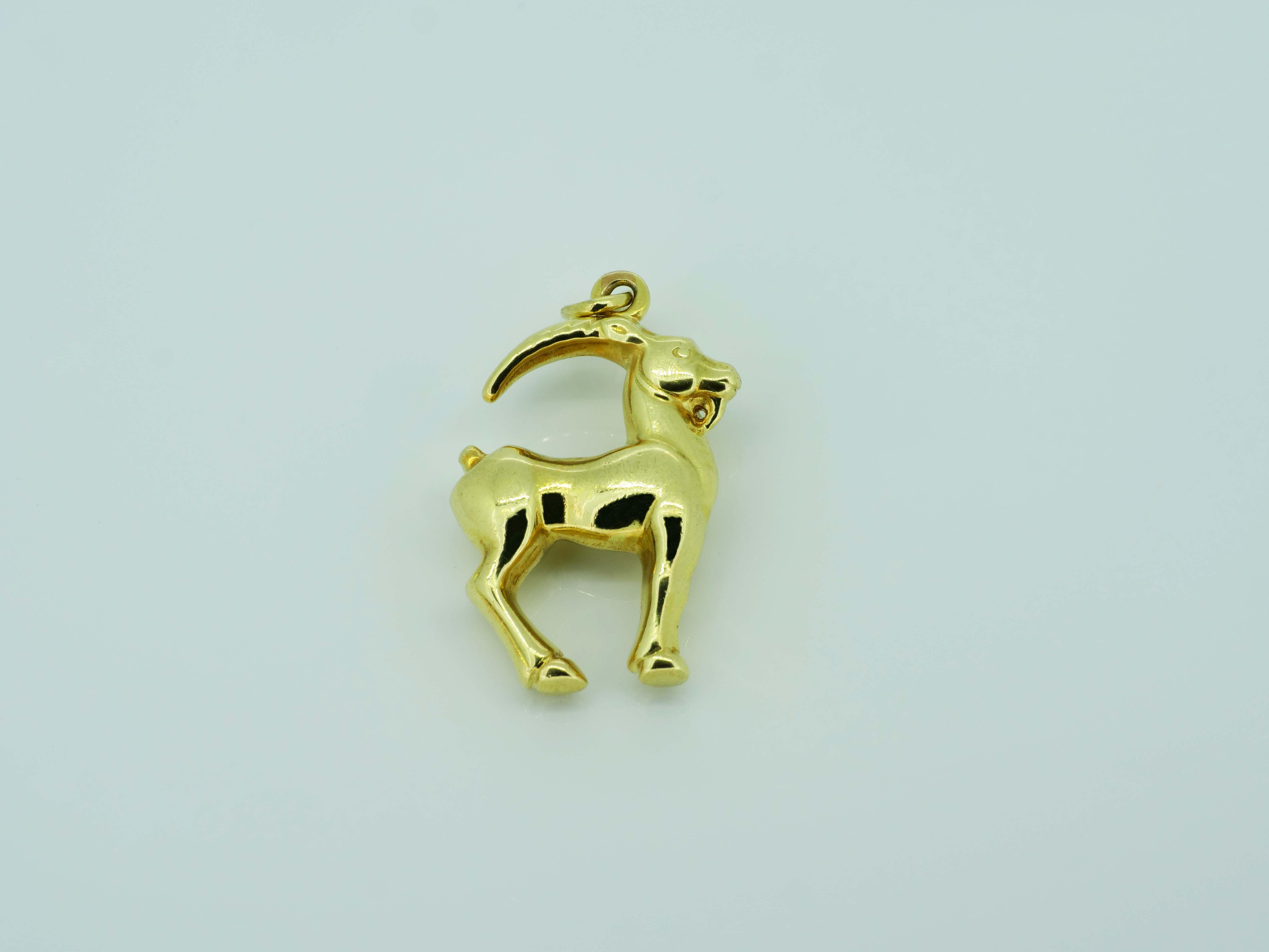Goldenes Tierkreiszeichen